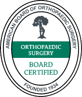 Orthopaedic Surgeon Board Certified